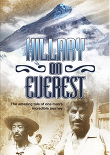 Hillary on Everest  DVD