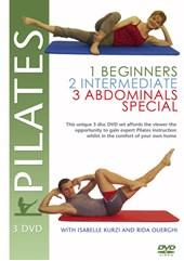 Pilates 3 DVD Box Set