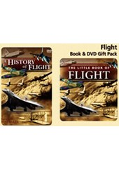 A History Of Flight DVD and Book Gift Pack