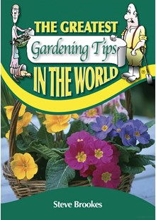 Greatest Gardening Tips Book & DVD