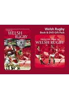 Welsh Rugby DVD and Book Set