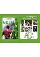 Golf Legends Book & Dvd Gift Pack