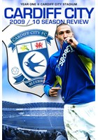 Cardiff City 2009/10 Season Review (DVD)