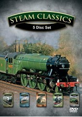 Steam Classics - 5 DVD Box Set
