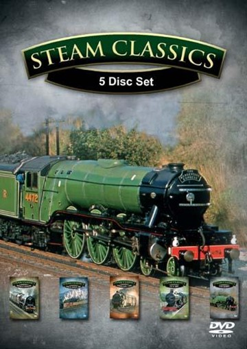 Steam Classics - 5 DVD Box Set - click to enlarge