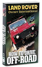 How to Drive Off-Road VHS