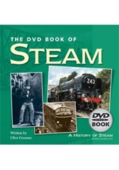 DVD Book of Steam