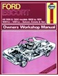 Ford Escort MK I 1100 & 1300 (68 - 74) * Book