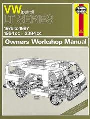 VW LT Petrol Vans