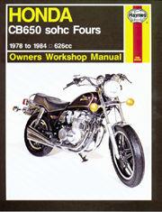 honda cb650 sohc fours 78 84 haynes repair manual duke video rh dukevideo com honda cb 650 nighthawk service manual 83 Nighthawk 650