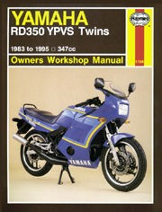 Yamaha RD350 Ypvs Twins (83 - 95) Book