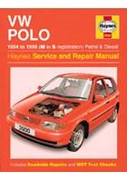 Volkswagen Polo Hatchback Petrol & Diesel (94 - 99) M to S Book