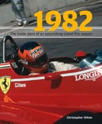 1982:The Inside Story to an astonhing Grand Prix season