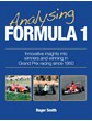 Analysing Formula 1 (PB)