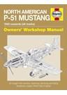 North American P-51 Mustang Manual (HB)