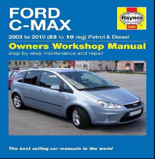 ford c max petrol diesel 03 10 haynes repair manual duke video rh dukevideo com c max owners manual pdf ford c max service manual pdf