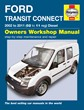 Ford Transit Connect Diesel (02 - 11) Manual (HB)