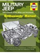 Military Jeep Manual (HB)