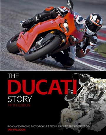 The Ducati Story (5th Edition) (HB) - click to enlarge