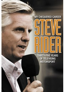 Steve Rider - My Chequered Career (HB)