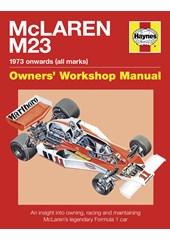 Mclaren M23 Manual