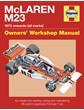 McLaren M23 Manual (HB)