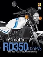 Yamaha RD350LC/YPVS Book