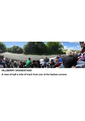 Hillberry Grandstand - Isle of Man TT 2019