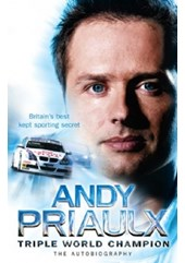 Andy Priaulx The Autobiography (HB)