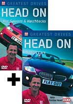Head ON 2 Dvds