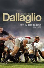 Lawrence Dallaglio - It's in the Blood (HB)