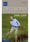 Decisions on the Rules of Golf 2008 (PB)