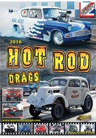 NSRA Hot Rod Drags 2016 DVD