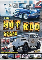 NSRA Hot Rod Drags 2016 DVD