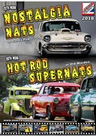 NSRA Nostalgia Nats and Hot Rod Super Nats 2018  DVD