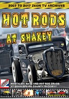 Hot Rods at Shakey Highlights 2007-2017 DVD