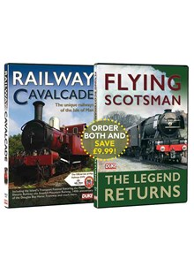 Railway Cavalcade & Flying Scotsman (2 DVD)