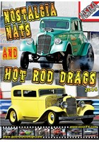NSRA Nostalgia Nats and Hot Rod Drags 2014 DVD