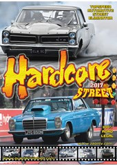 Hardcore Street 2017 DVD