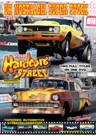 Hardcore Street and UK Nostalgia Super Stock 2018  DVD