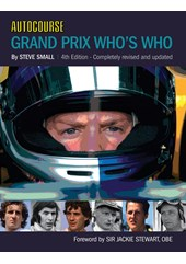 Autocourse Grand Prix Who's Who (HB)