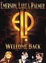 Emerson Lake & Palmer Welcome Back DVD