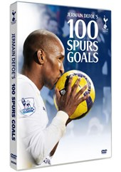 Jermain Defoe's 100 Spurs Goals (DVD)