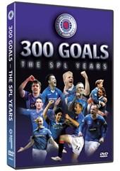 Glasgow Rangers 300 Goals (DVD)