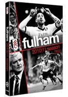 Fulham 2010/11 Season Review (DVD)