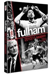 Fulham 2010/11 Season Review (DVD)