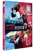 Aston Villa 2010/11 Season Review (DVD)