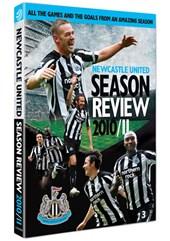 Newcastle United 2010/11 Season Review (DVD)