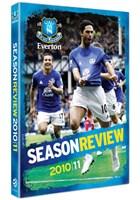 Everton 2010/11 Season Review (DVD)