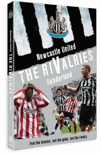 Newcastle United The Rivalries - Sunderland (DVD) - click to enlarge